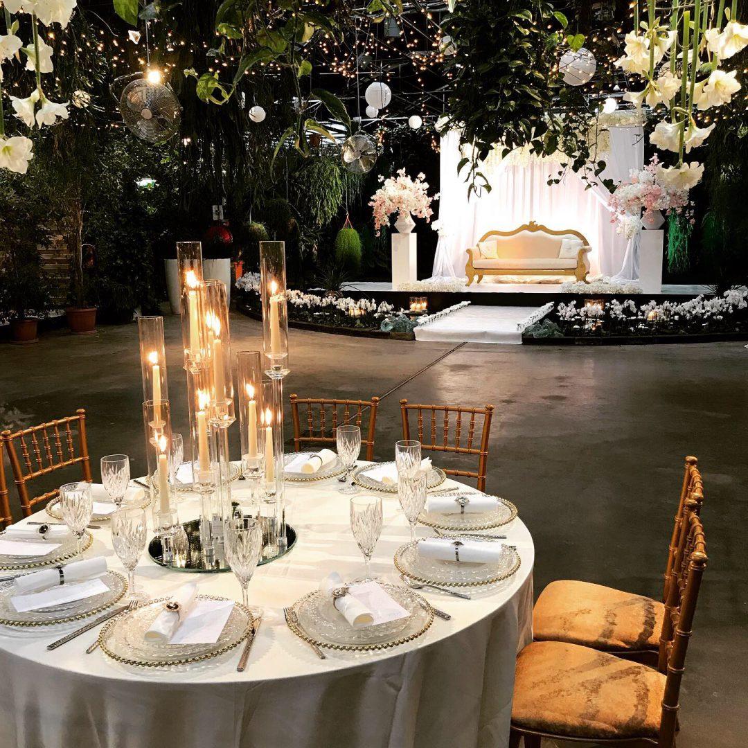 Turkse bruiloft met decoratie van Basma Weddings bij de Arendshoeve