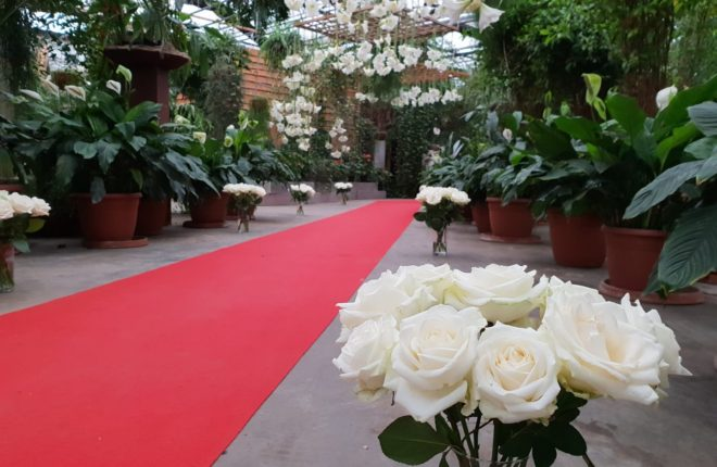 Bruiloft in de herfst. gegarandeerd droog trouwen in de Arendshoeve - The garden of Amsterdam (5)