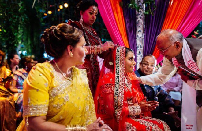 Indiase bruiloft in The Garden of Amsterdam