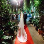 Marokkaans - Nederlandse bruiloft in het groen, grote zaal voor diner en feest (10)